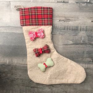 Dog Christmas stocking!